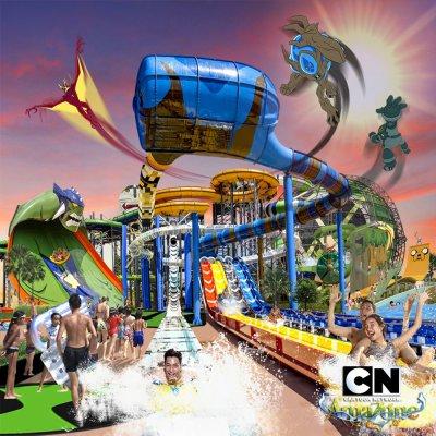 Cartoon Network Amazone Pattaya