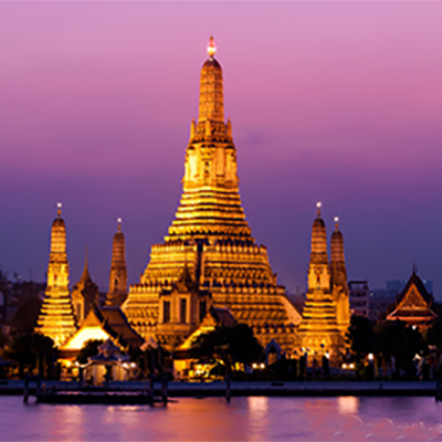Wat Arun Rajwararam (Temple of the Dawn)BG