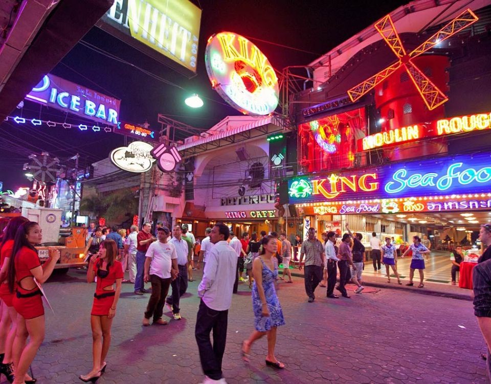 Find your style TryPattaya Nightlife in your next trip