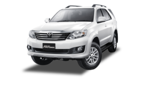 Toyota Fortuner - PPV car