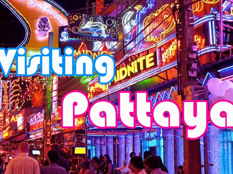 Why Pattaya Walking Street is Great to Visit