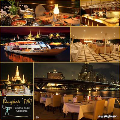 Tristar floating restaurant dinner cruise